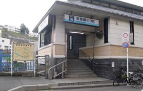 横浜の弁護士 横浜よつば法律税務事務所への神奈川駅からの道順1