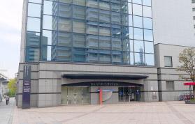 横浜の弁護士 横浜よつば法律税務事務所への横浜駅からの道順12